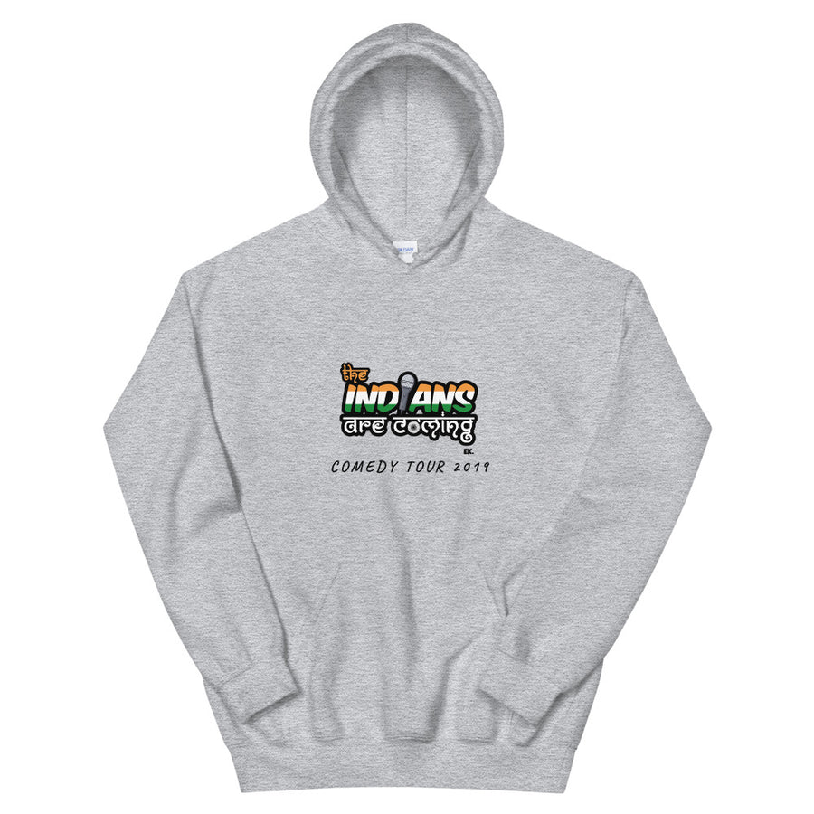 The Indian's are coming - DC Unisex Hoodie