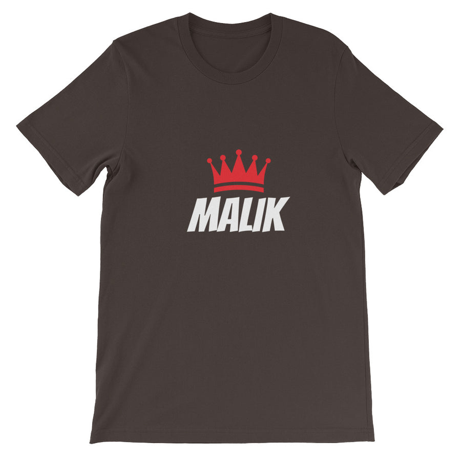 MALIK Short-Sleeve Unisex T-Shirt