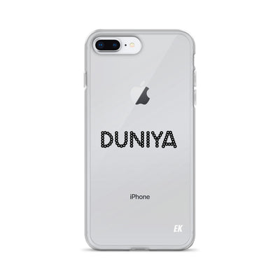 DUNIYA iPhone Case