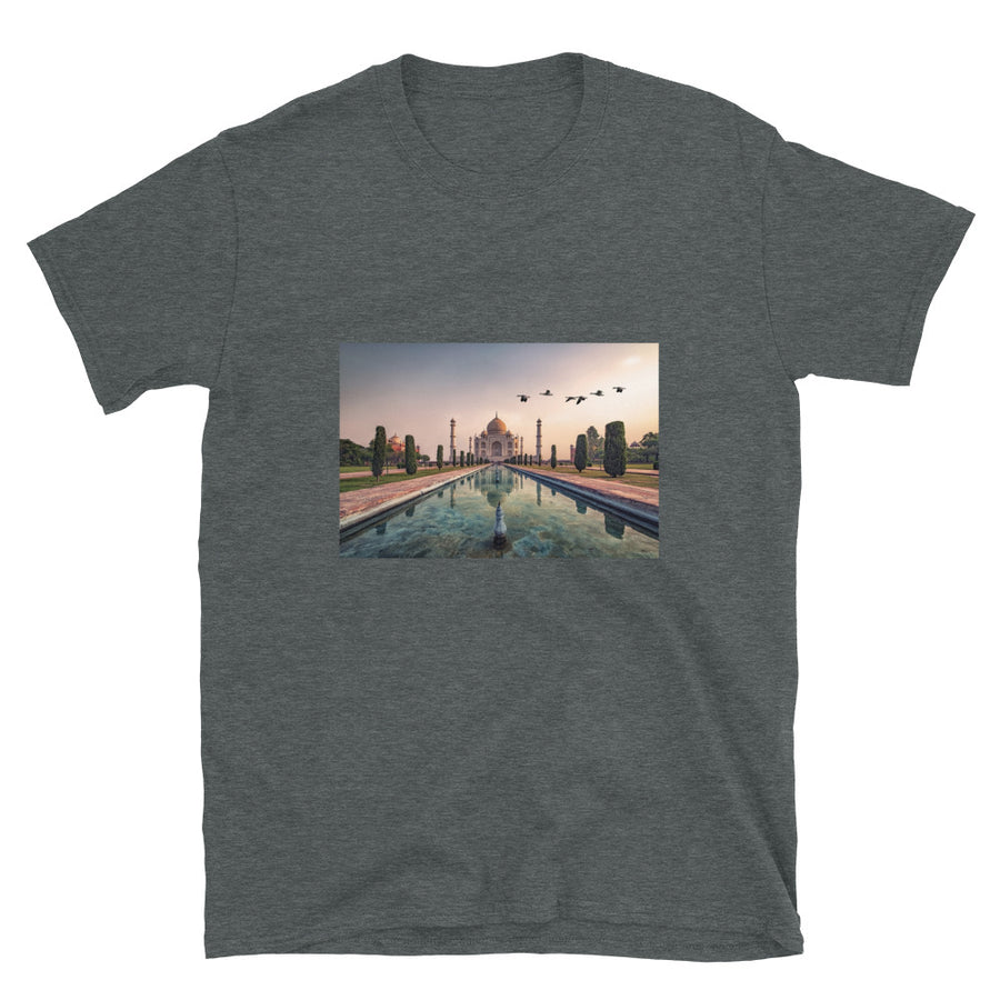TAJ Short-Sleeve Unisex T-Shirt