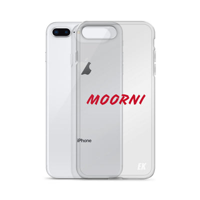 MOORNI iPhone Case