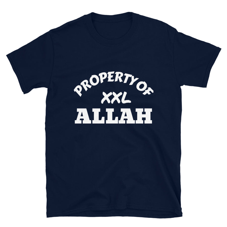 Property Of ALLAH - Short-Sleeve Unisex T-Shirt