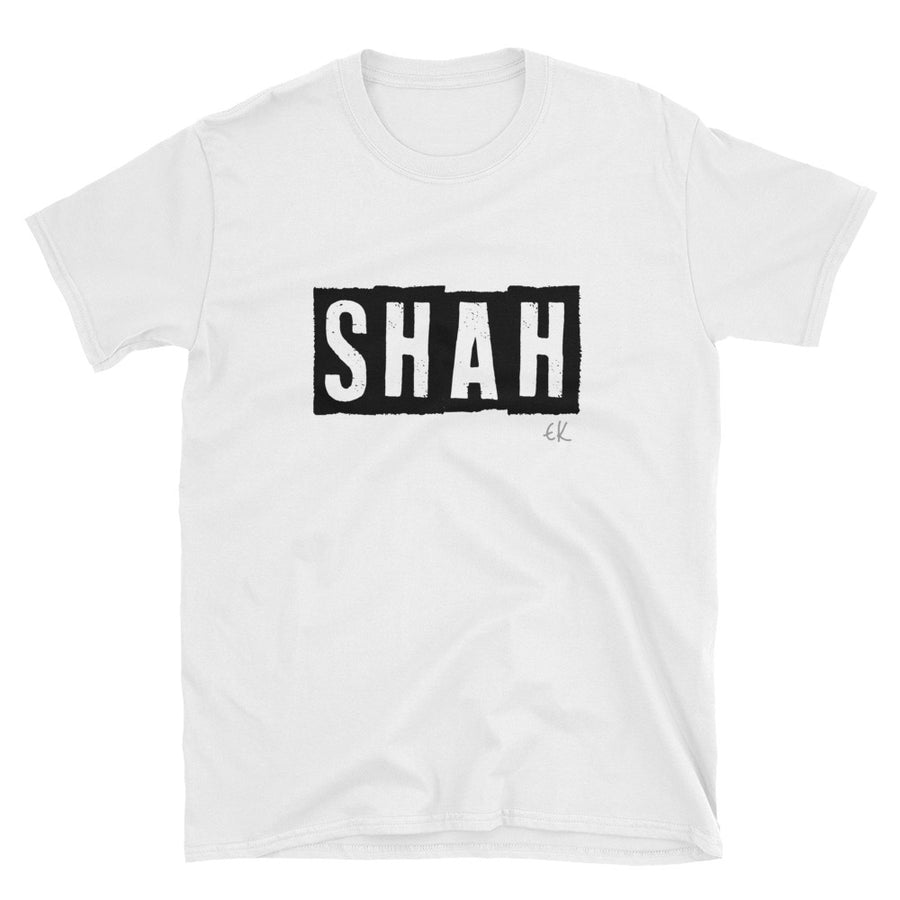 SHAH Short-Sleeve Unisex T-Shirt
