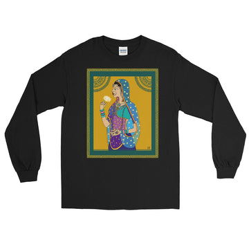 ROSE UP RANI - Long Sleeve Shirt
