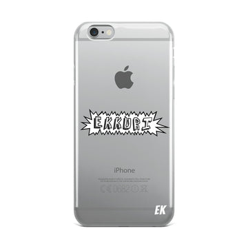 EKKURI iPhone Case