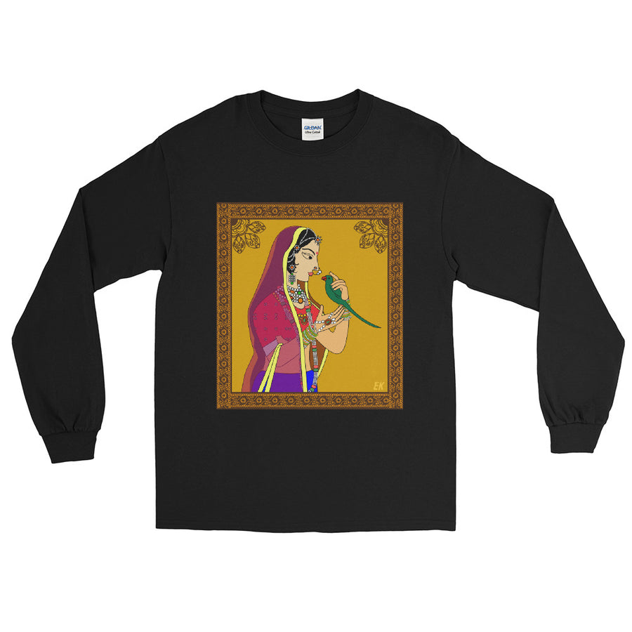 RANI BIRD ON BIRD Long Sleeve Shirt