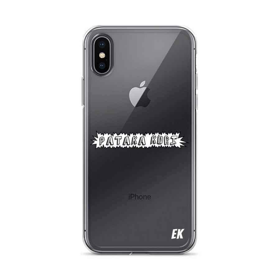 PATAKA KURI iPhone Case