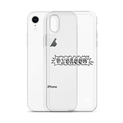 DISHOOM iPhone Case