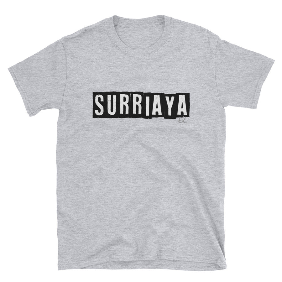 SURRIAYA  Short-Sleeve Unisex T-Shirt