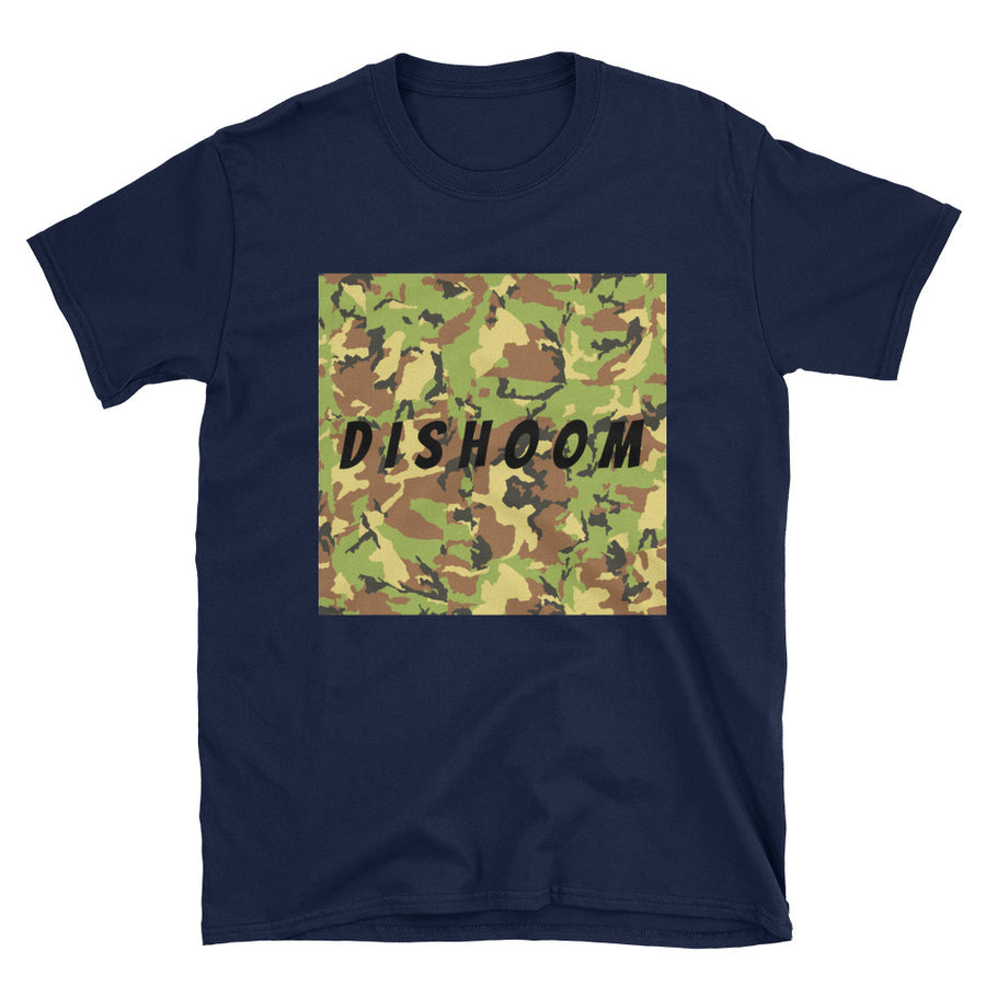 DISHOOM Short-Sleeve Unisex T-Shirt