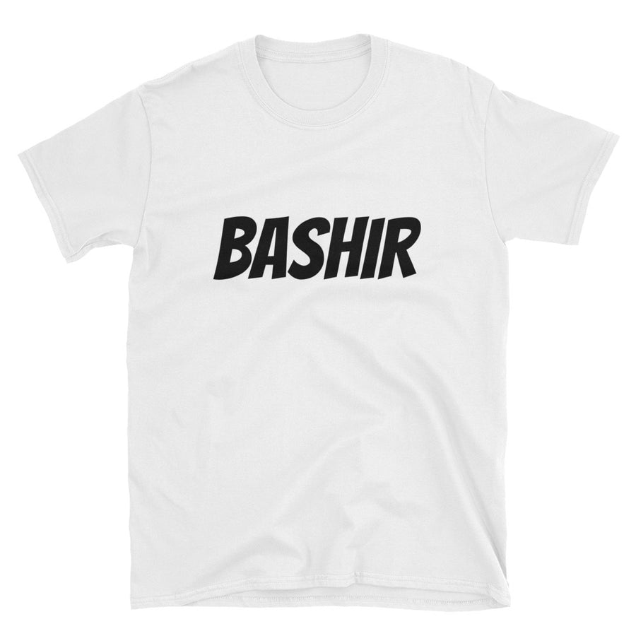 BASHIR Short-Sleeve Unisex T-Shirt