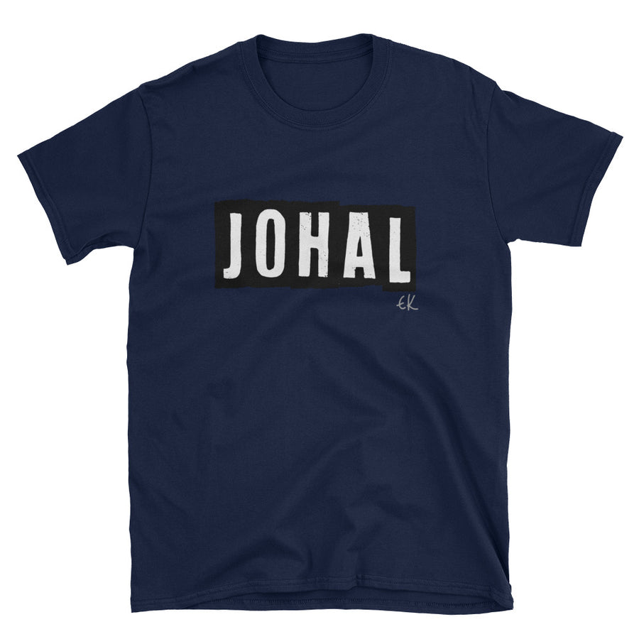 JOHAL Short-Sleeve Unisex T-Shirt