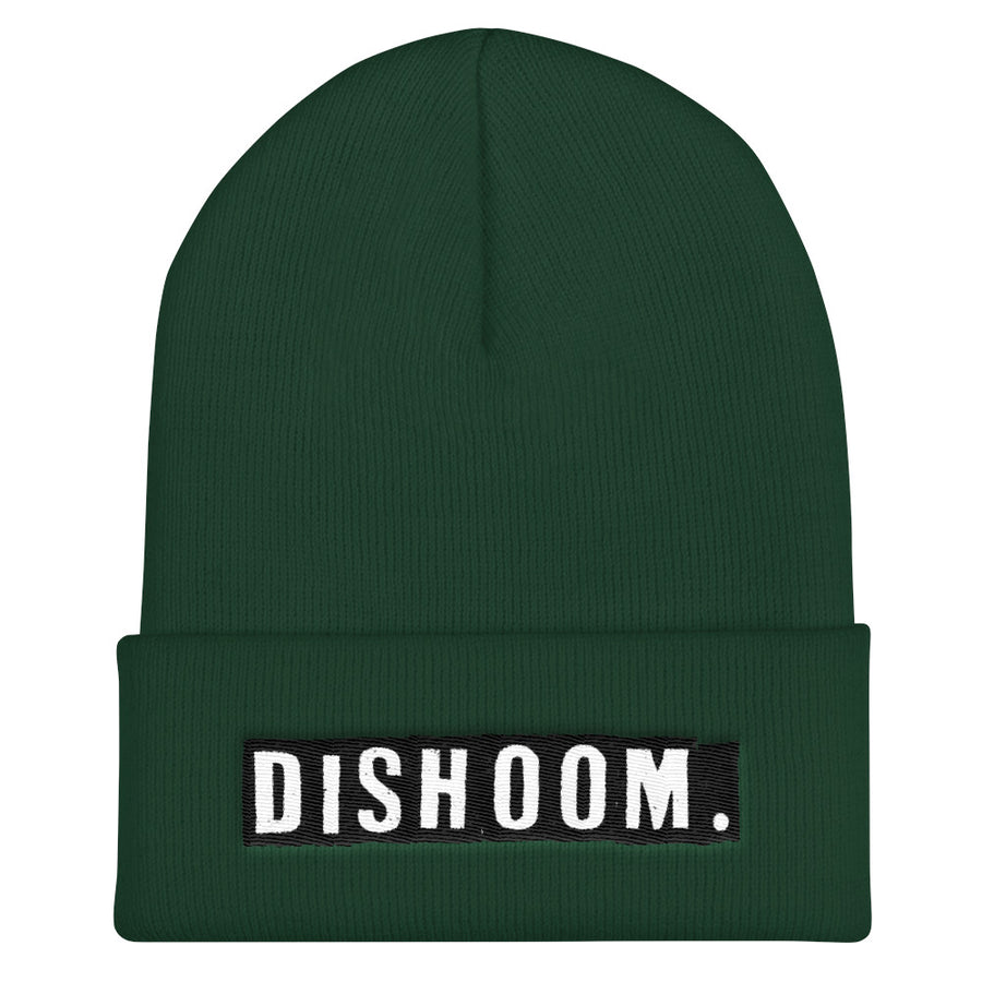 DISHOOM. Cuffed Beanie
