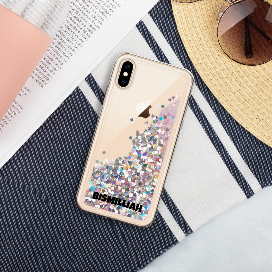 BISMILLAH - Liquid Glitter Phone Case