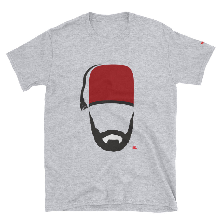 TURKISH MAN Short-Sleeve Unisex T-Shirt