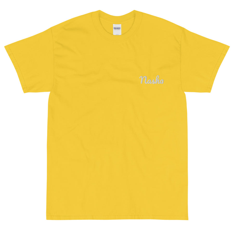 Nasha - Short Sleeve T-Shirt