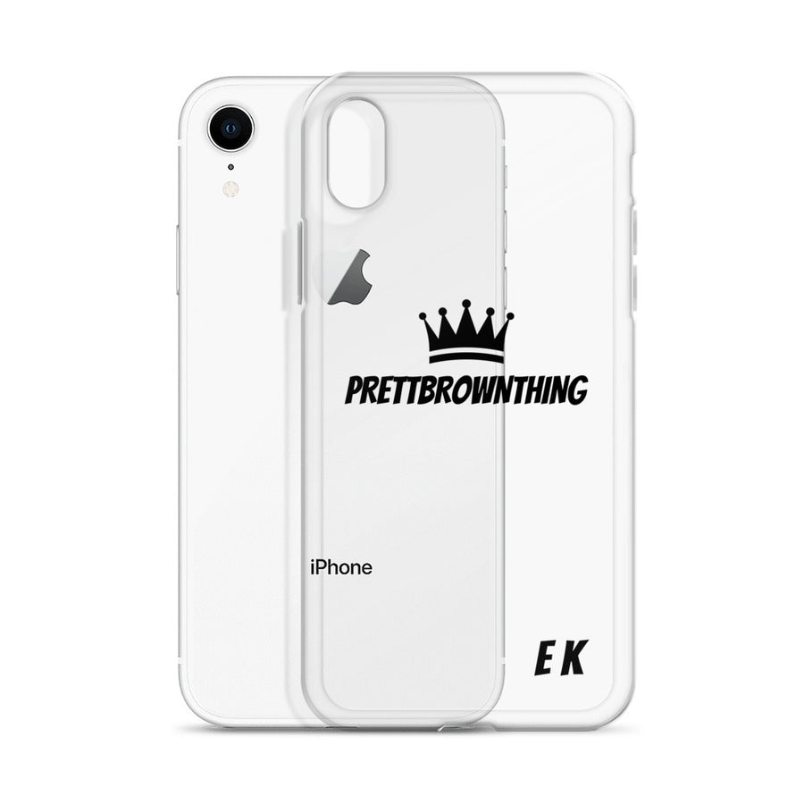 PRETTBROWNTHING phone case