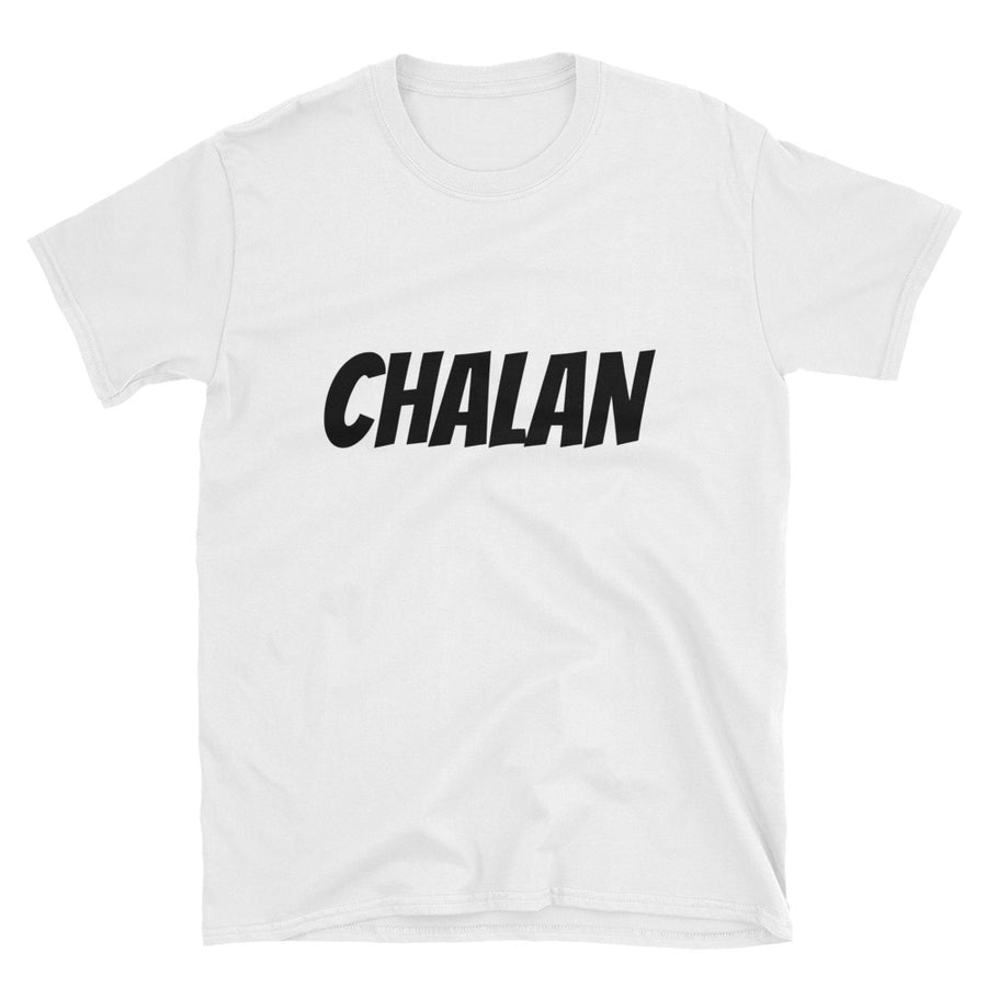 CHALAN Short-Sleeve Unisex T-Shirt