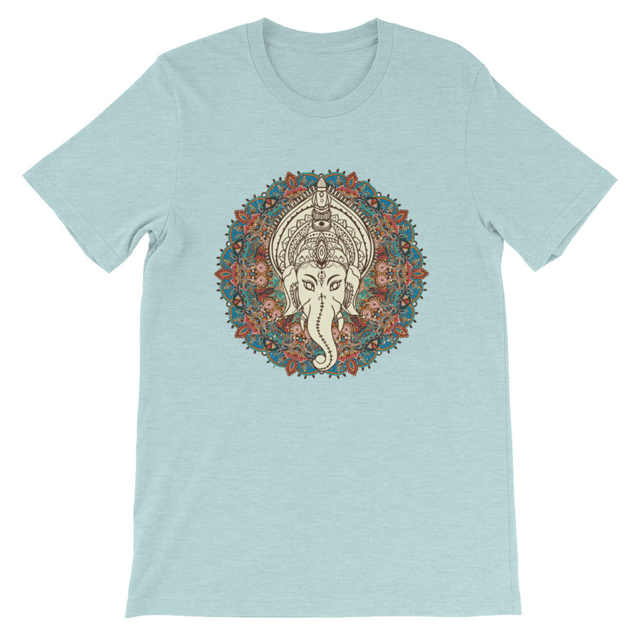 Beautiful GaNaSh Short-Sleeve Unisex T-Shirt
