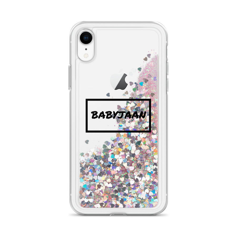 BABYJAAN - Liquid Glitter Phone Case