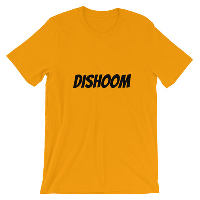 Short-Sleeve DISHOOM Unisex T-Shirt