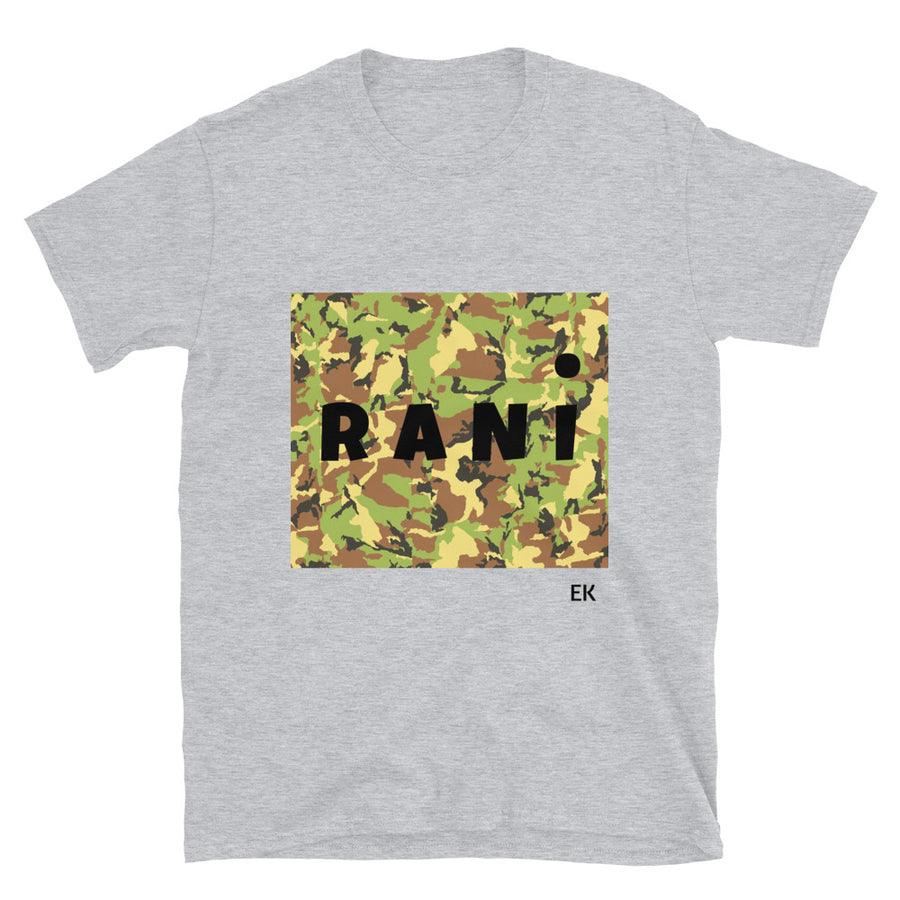RANI Army - Short-Sleeve Unisex T-Shirt
