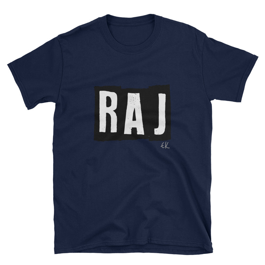 RAJ Short-Sleeve Unisex T-Shirt