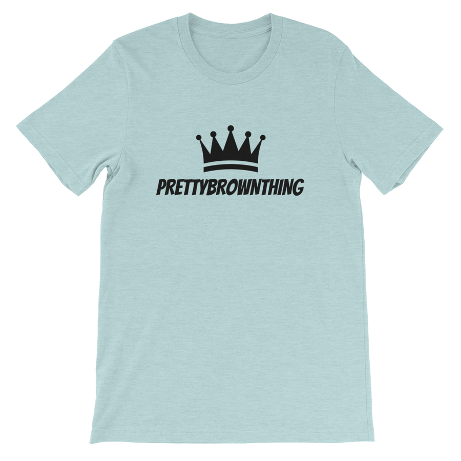 PRETTYBROWNTHING Short-Sleeve Unisex T-Shirt