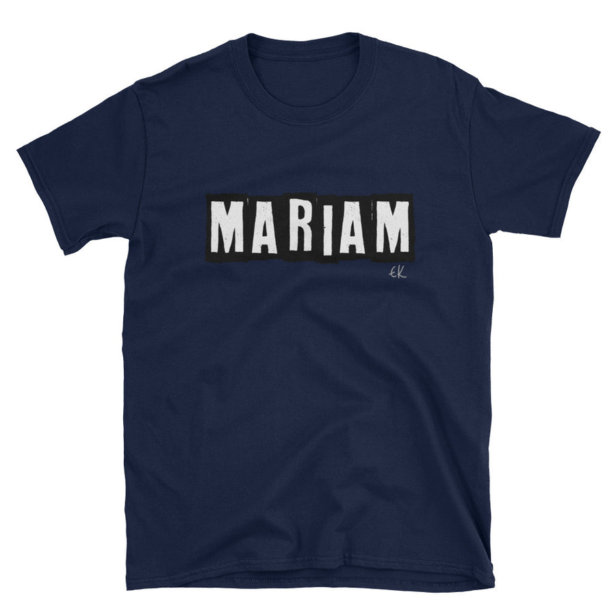 MARIAM Short-Sleeve Unisex T-Shirt