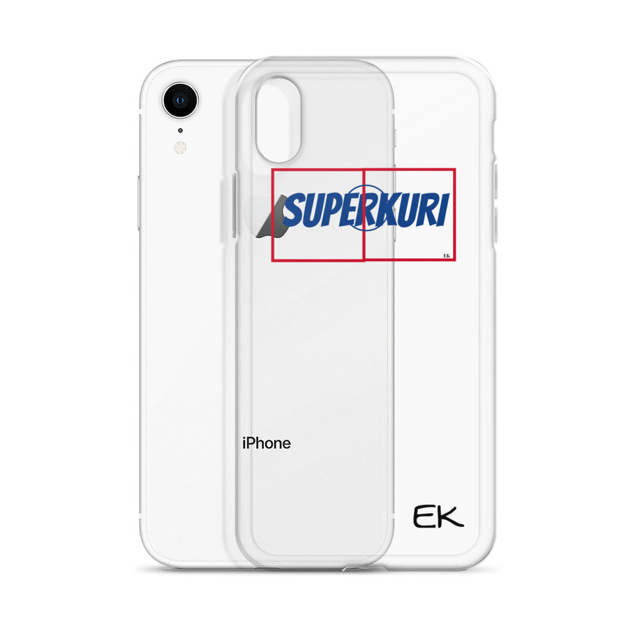SuperKuri iPhone Case