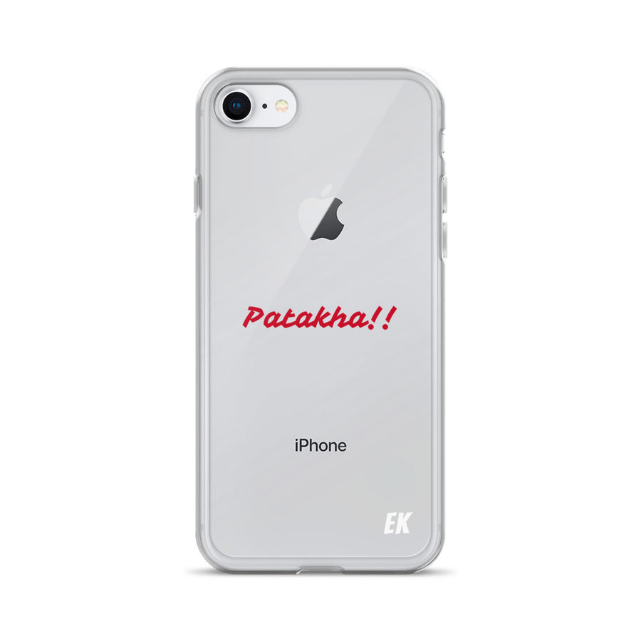 Patakha!! iPhone Case