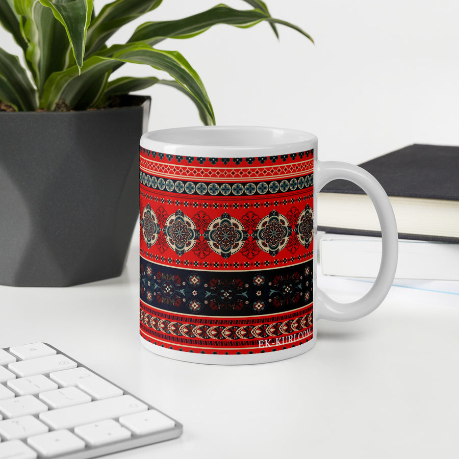 Islamic Patterns Mug
