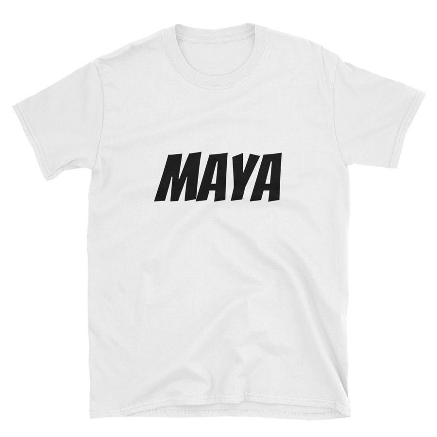 MAYA Short-Sleeve Unisex T-Shirt
