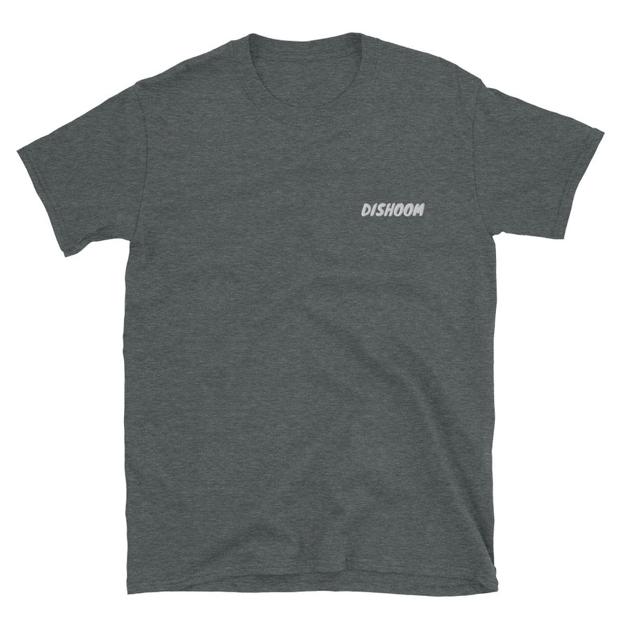 DISHOOM - Short-Sleeve Unisex T-Shirt