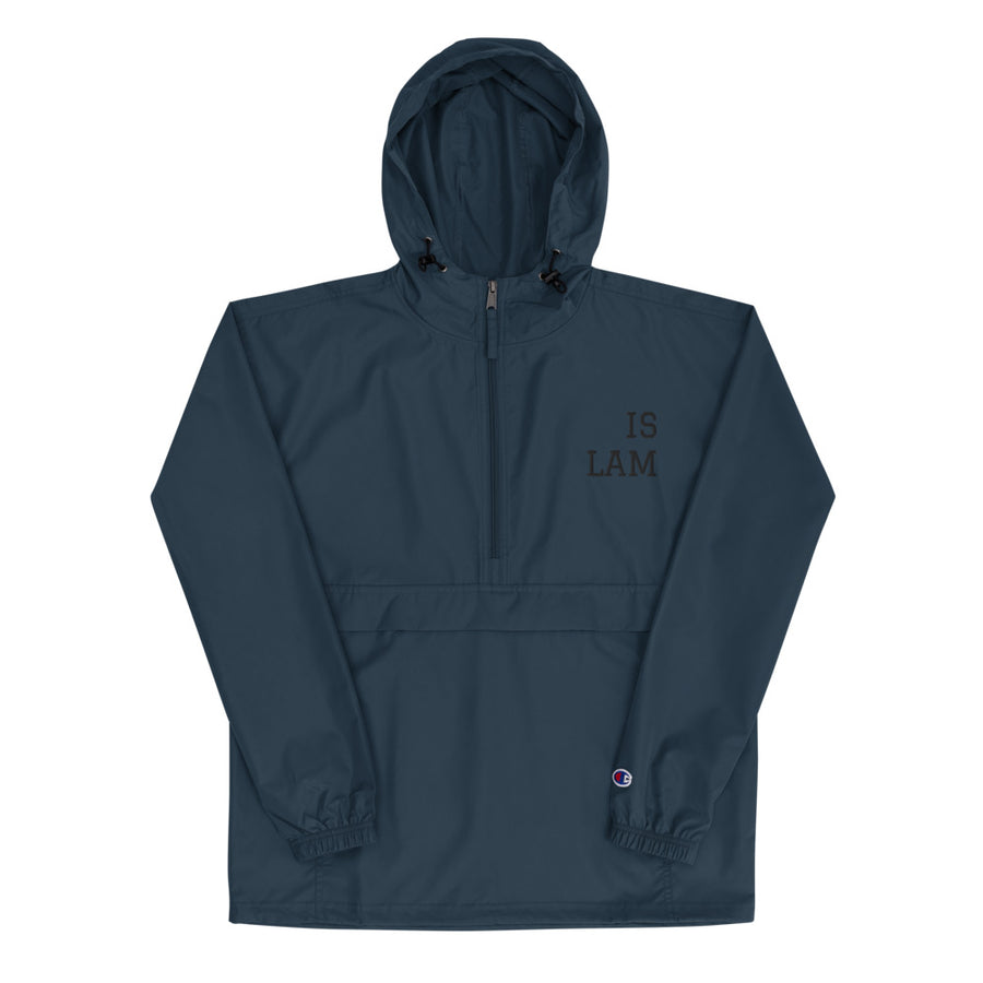 ISLAM - Embroidered Champion Packable Jacket