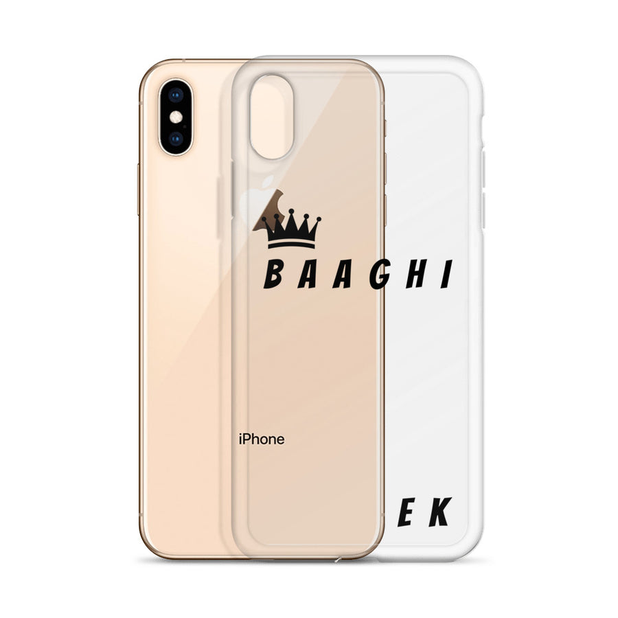 Baaghi iPhone Case