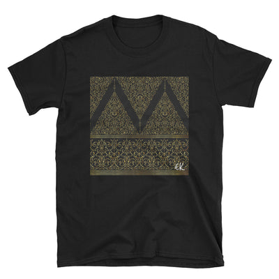 Beautiful Vector Short-Sleeve Unisex T-Shirt