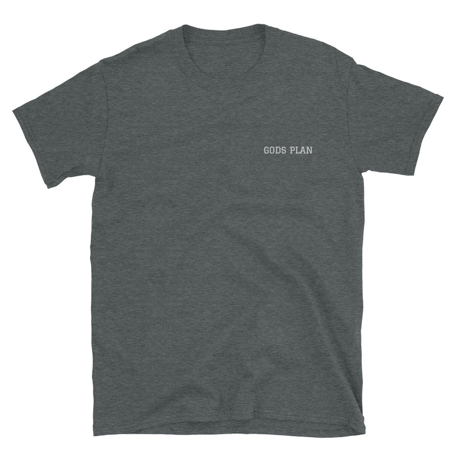 GODS PLAN - Short-Sleeve Unisex T-Shirt