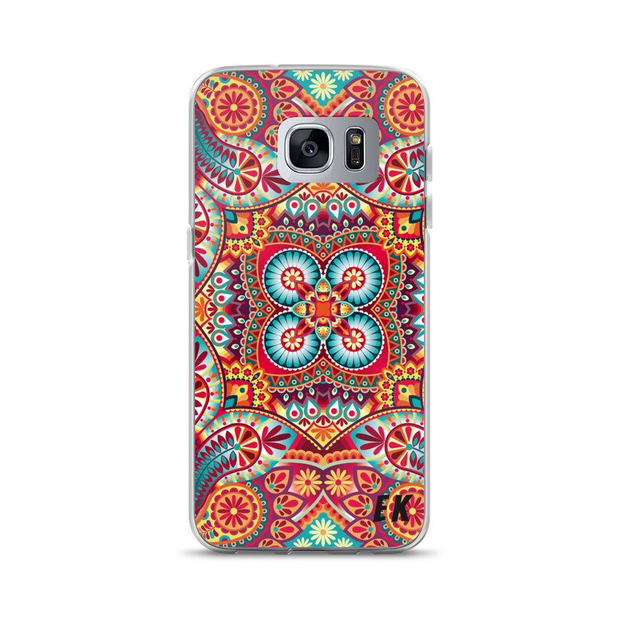 Kerchief Vector Pattern Samsung Case