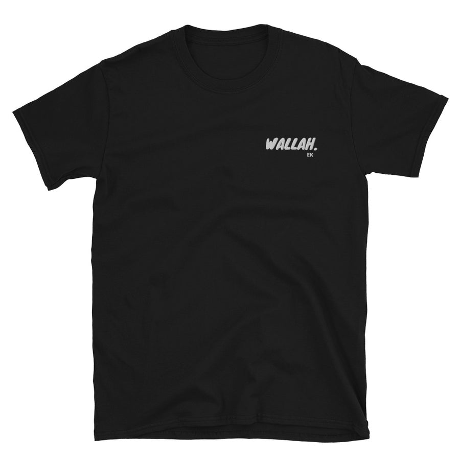 WALLAH - Short-Sleeve Unisex T-Shirt
