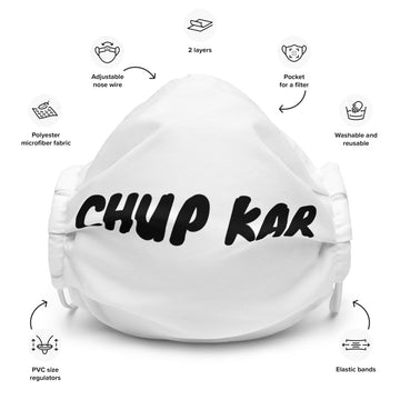 CHUP KAR - Face mask