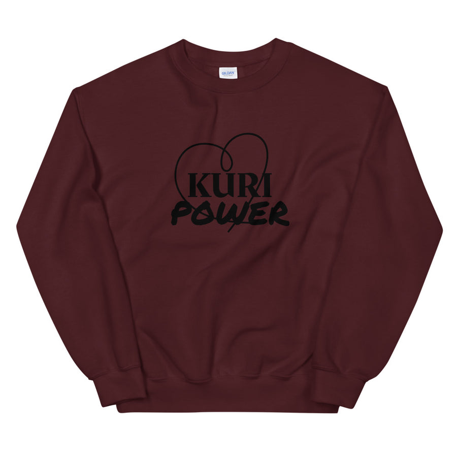 KURI POWER - Unisex Sweatshirt