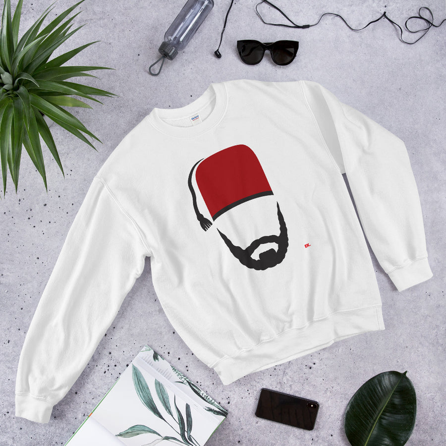 Turkish man Sweatshirt