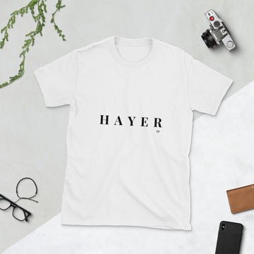 Hayer - Short-Sleeve Unisex T-Shirt