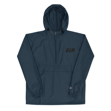 BLM - Embroidered Champion Packable Jacket