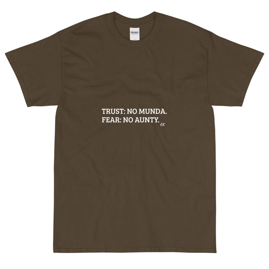 Trust No Munda - Short Sleeve T-Shirt