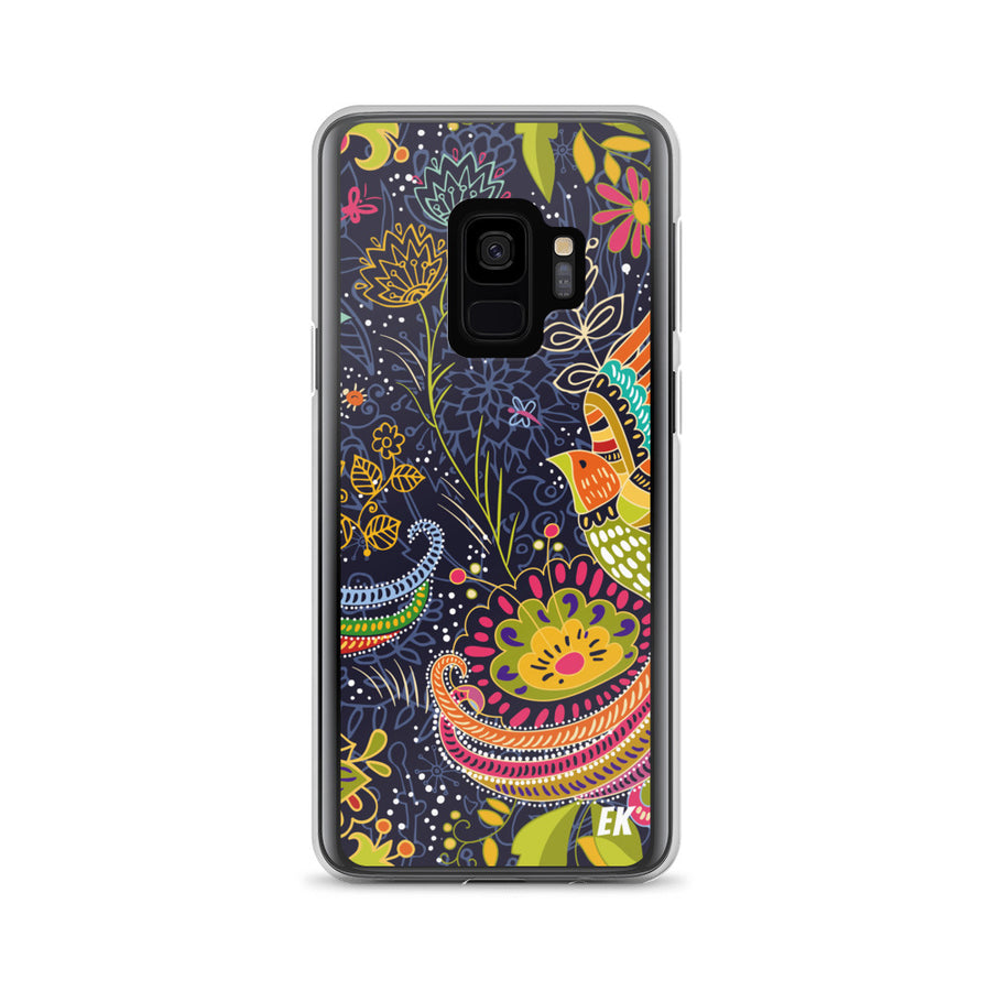 Colorful Decorative Pattern Samsung Case