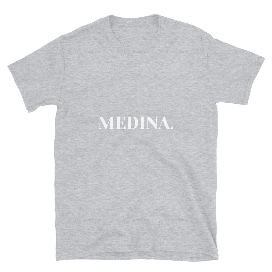MEDINA - Short-Sleeve Unisex T-Shirt