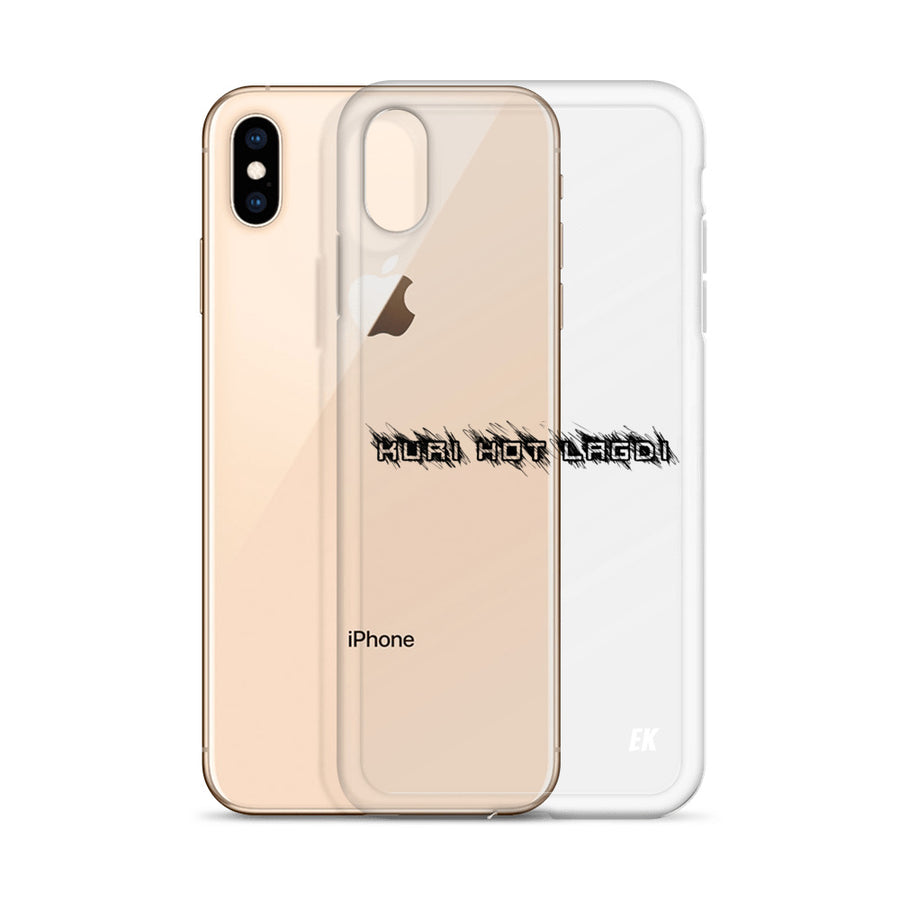 KURI HOT LAGDI iPhone Case