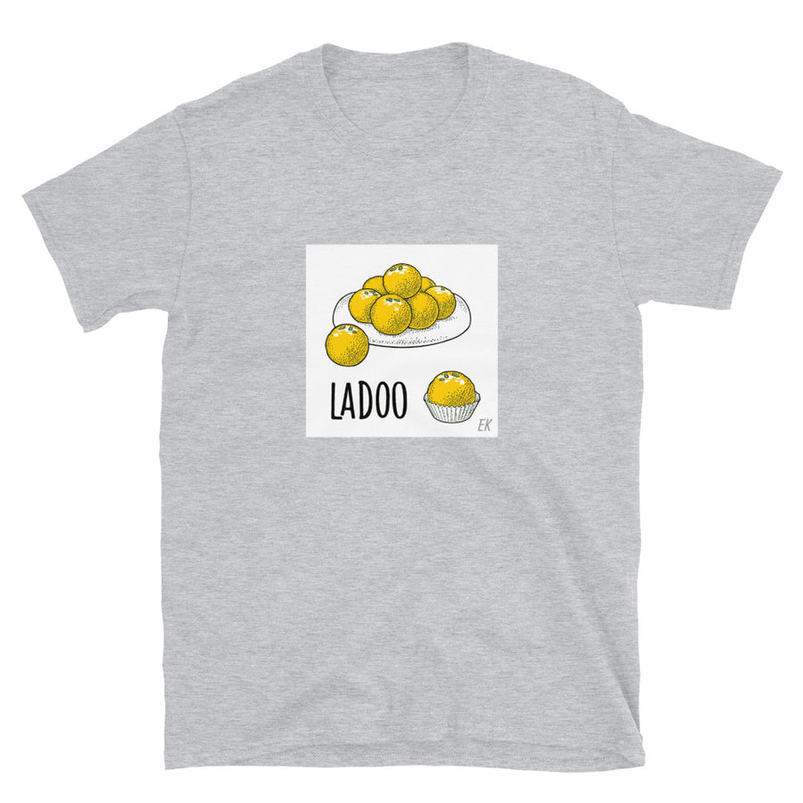 LADOO Short-Sleeve Unisex T-Shirt
